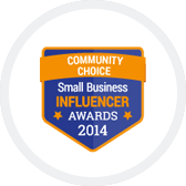 Small Business Influencer Awards 2014
