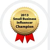 Small Business Influencer Awards 2013