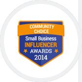 Small Business Influencer Awards 2014