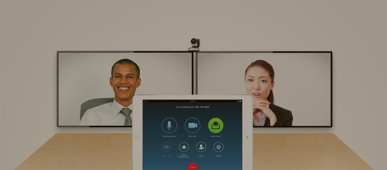 Video Conferencing, Web Conferencing, Webinars, Screen Sharing - Zoom